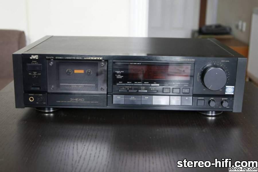 JVC TD-V711 front