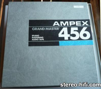 %name AMPEX 456 & 499