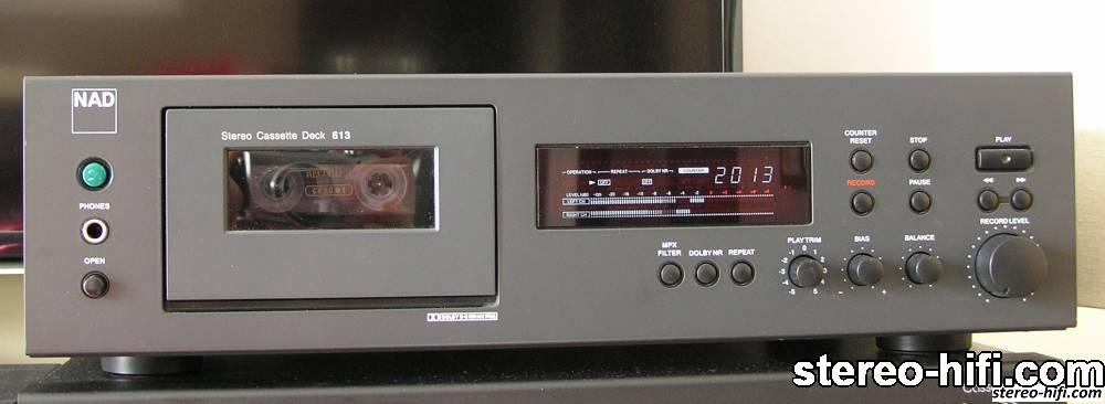 NAD 613 front