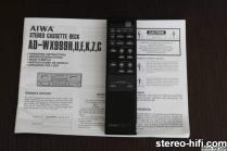 %name Aiwa AD WX999