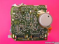 TC-KE300 mechanizm widok na płytkę elektroniki