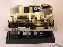 TC-KE300 mechanizm widok z góry