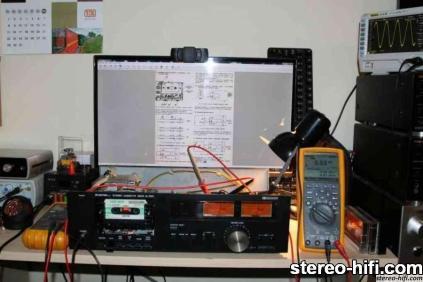 M7020 prace serwisowe