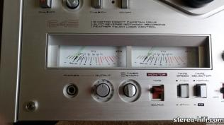 GX-646 wskaźniki wysterowania