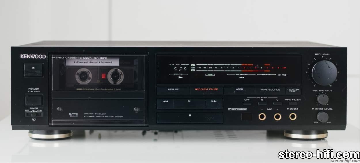 Kenwood KX-9010 front
