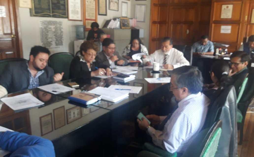 Aprobación de proyectos para el 2019 en la comuna de Xela genera discusión en el Concejo Municipal