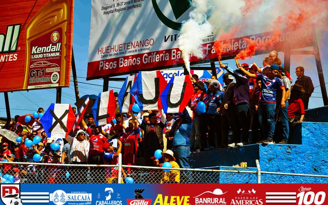 Xelajú jugaría la semifinal de vuelta, domingo a las 18 horas