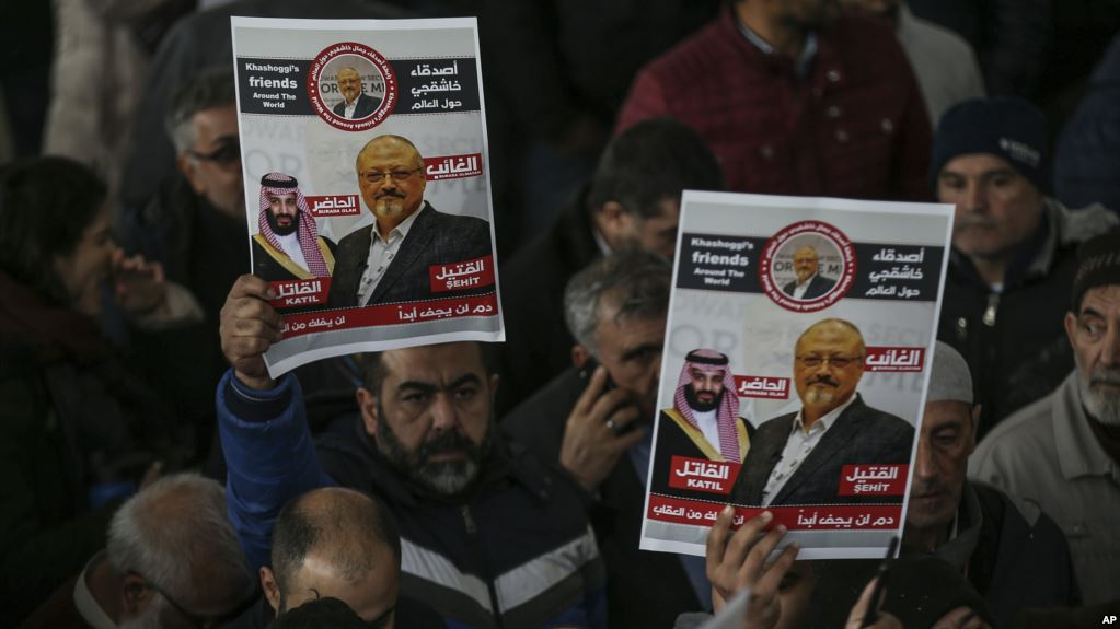 Jefa de DDHH de ONU pide investigación internacional sobre asesinato de Khashoggi