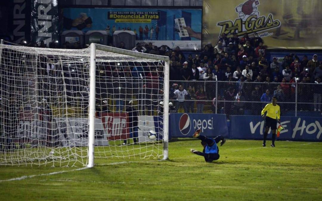 Xelajú no alcanza a remontar y no estará en la final del torneo Apertura 2018