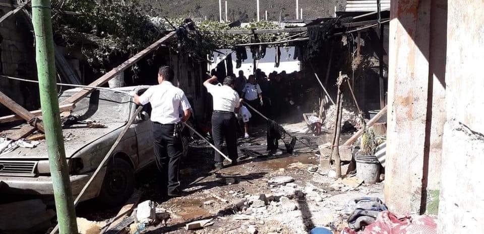 Muere sexta víctima de explosión en cohetería