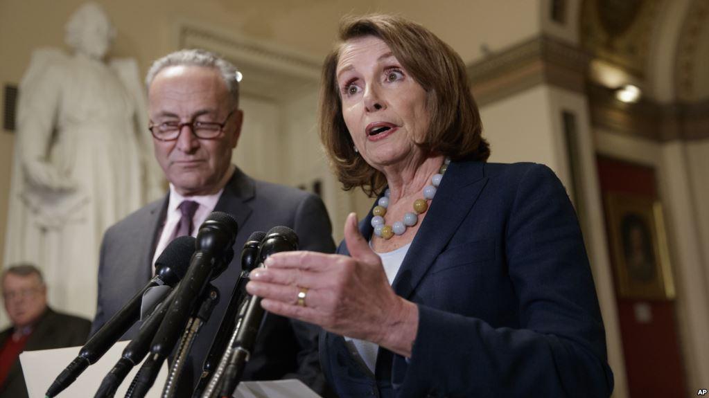 Trump se reúne hoy con demócratas para discutir sobre muro fronterizo y presupuesto