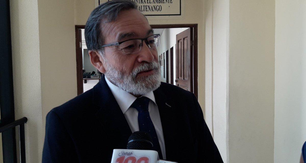 Luis Grijalva declara en proceso de antejuicio