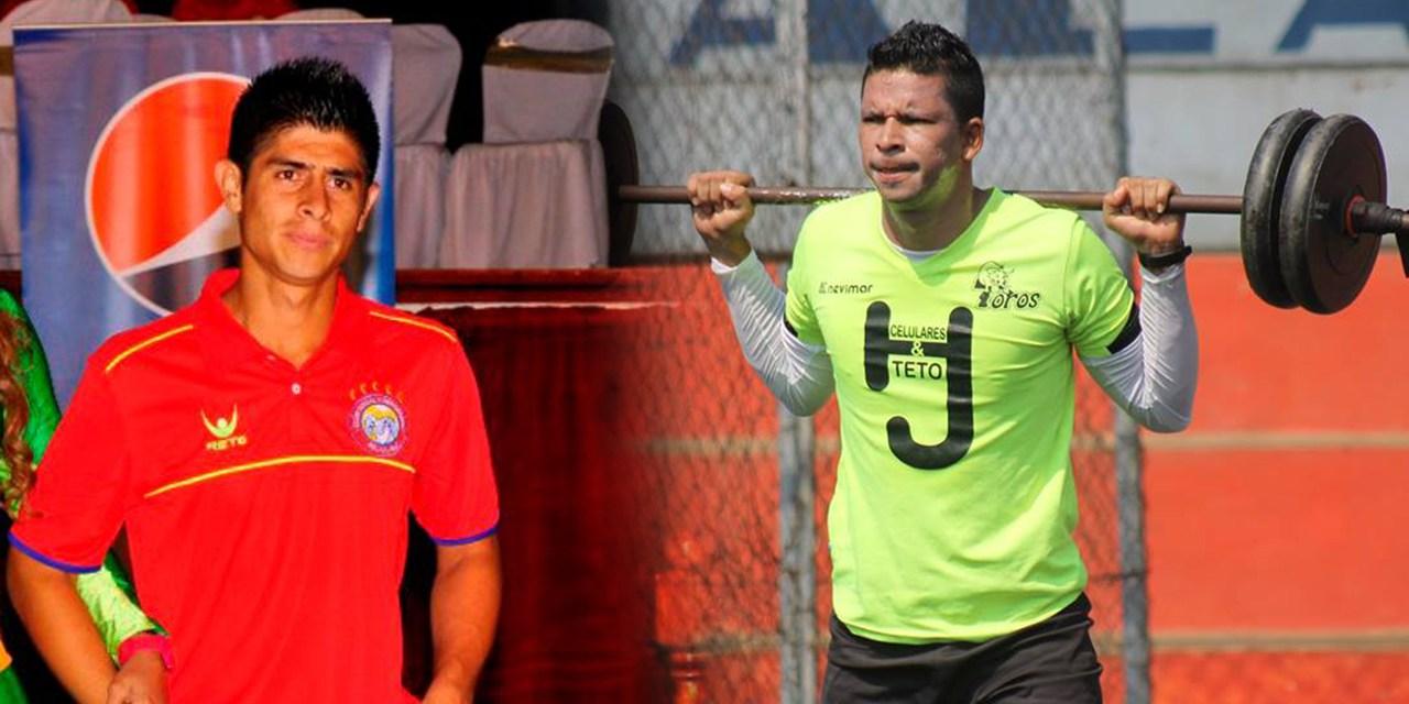 Néstor Jucup y Manuel Moreno tienen arreglo con Xelajú, para el torneo Clausura 2019