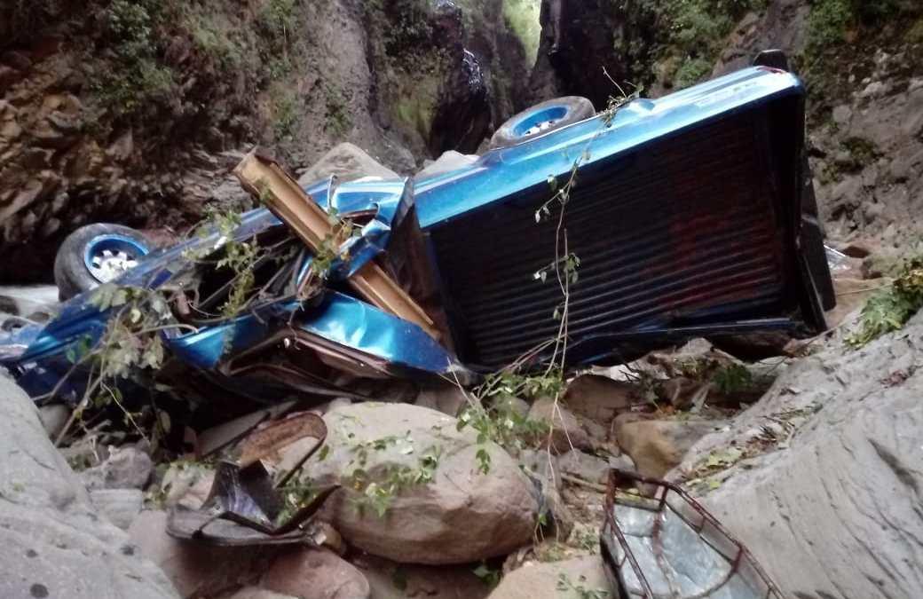 Accidente trágico en Sololá