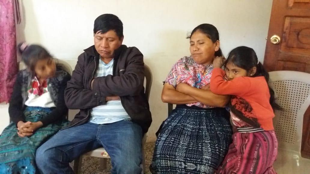 Familiares recuerdan a joven migrante Claudia Patricia Gómez González