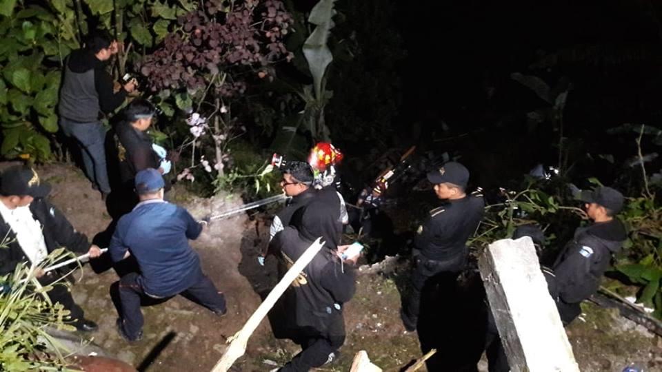 Percance mortal en San Marcos, deja muertos y heridos.