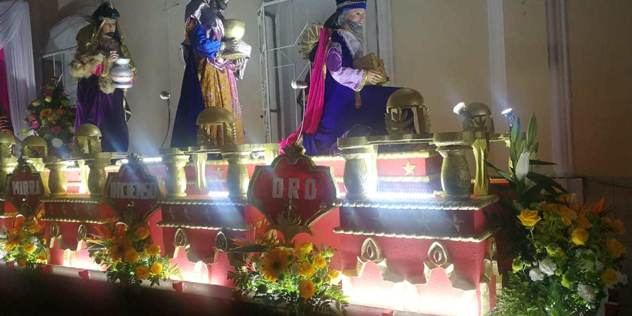Hoy se celebra el Día de Reyes