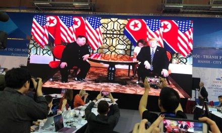 Culmina cumbre Trump-Kim sin acuerdo en Vietnam