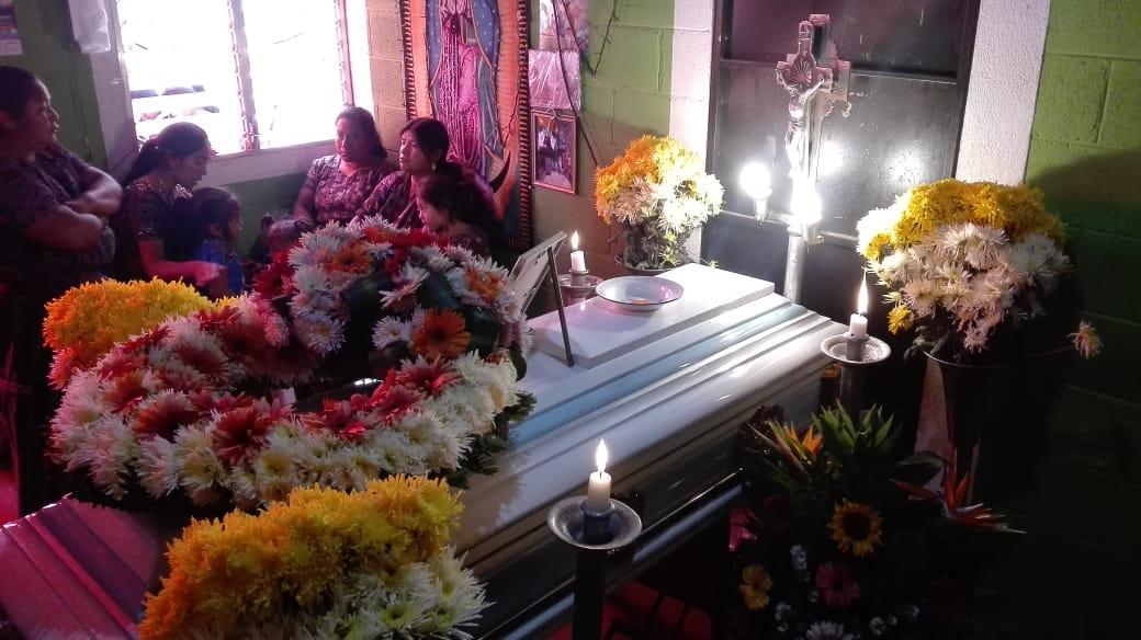 Mujer murió en 2017 y su velación se realiza en febrero 2019, en Sololá