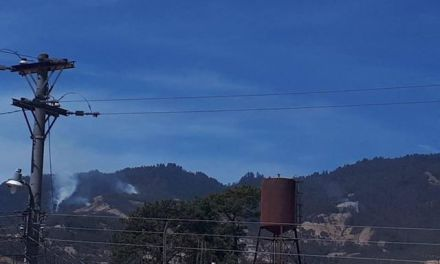 Se activa tercer incendio forestal en Quetzaltenango
