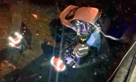 Persona muere tras accidente en la ruta al Pacífico