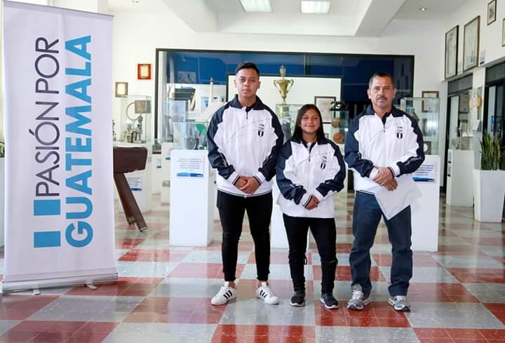 Representará a Guatemala en el Mundial de Levantamiento de Pesas