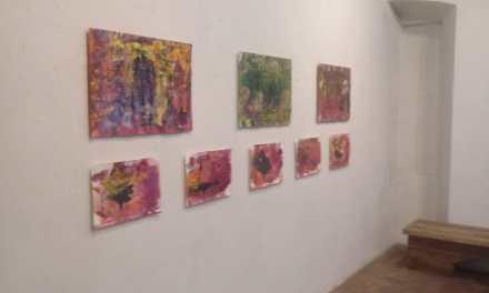 Galería de arte cumple 8 años de promover a los artistas de la plástica