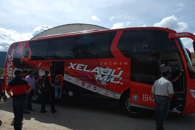 Directiva de Xelajú planea rehabilitar el Chivo Bus