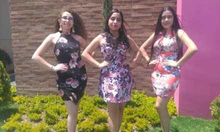 Presentan a candidatas a Flor de Mayo