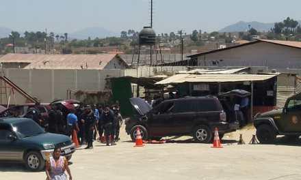 Quetzaltenango: Localizan droga oculta en compartimiento de vehículo