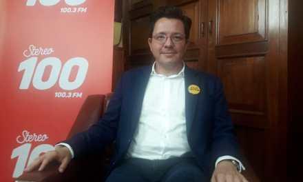 Julio Héctor Estrada, presidenciable del partido CREO en #YoDecido100