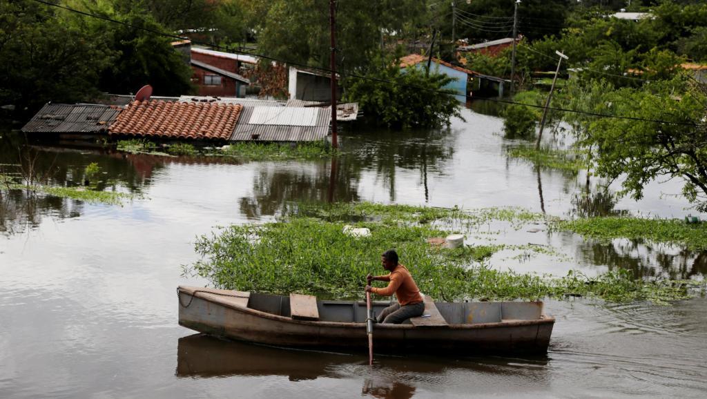 Paraguay: ¿Hasta cuándo seguirá creciendo el agua?