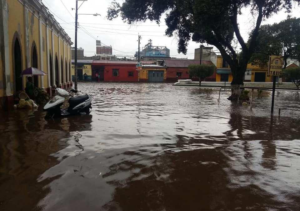 Recuento de los daños, tras las inundaciones ocurridas este sábado en Xela