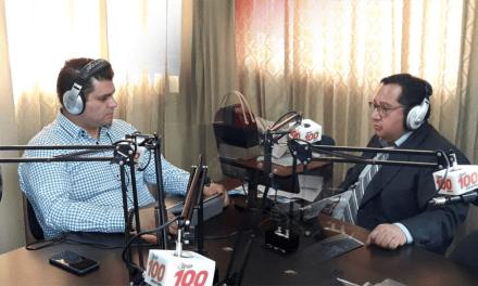 Juan de León y Patrick Gramajo, candidatos a la alcaldía de Xela, en #YoDecido100