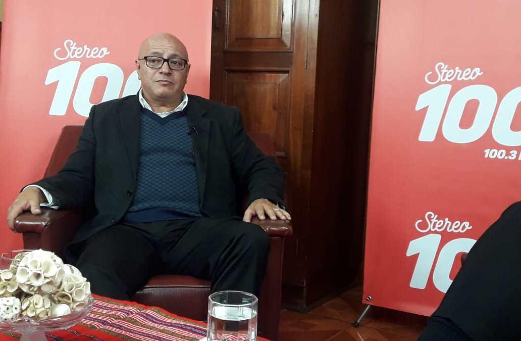 Jesús Cifuentes, candidato a alcalde de Xela, por el partido VAMOS en #YoDecido100