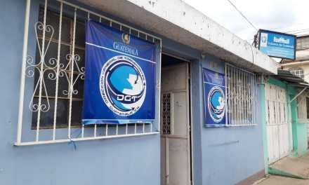 Nombran a nuevo delegado regional de la DGT en Quetzaltenango