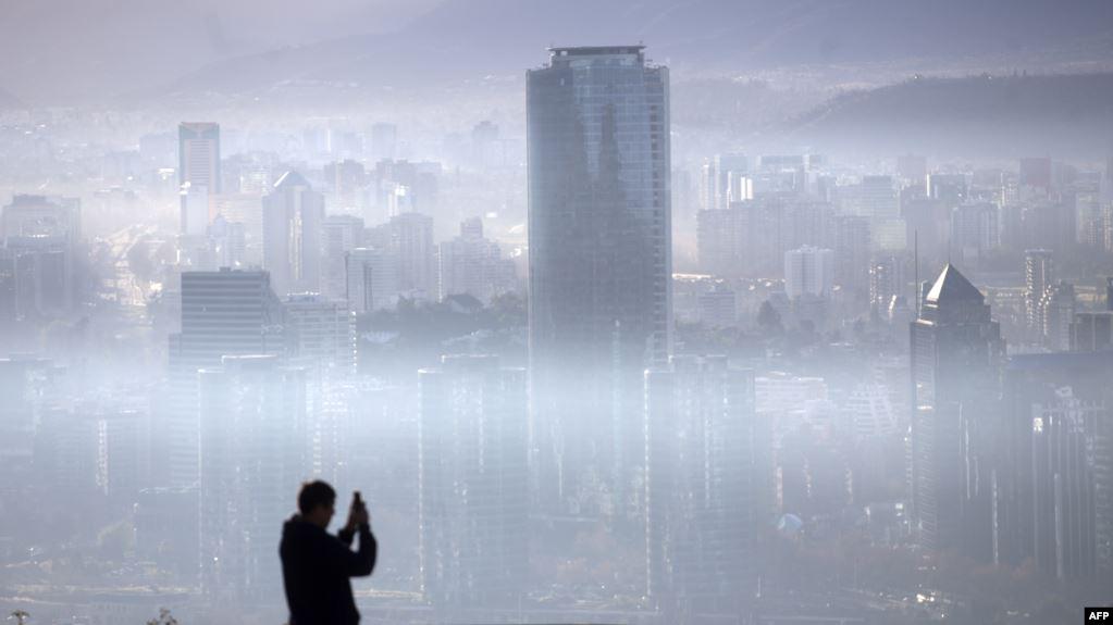 OMS: Luchar contra la contaminación del aire es la clave para vivir más