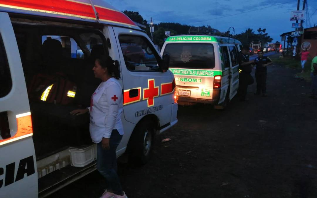 PDH investiga intoxicación de más de 200 estudiantes en Colomba