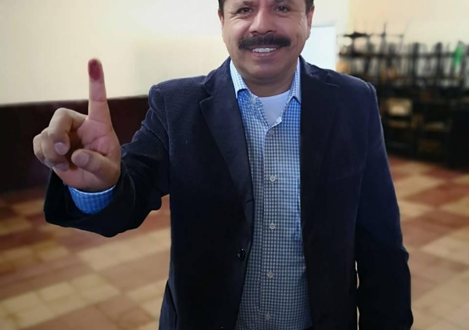 Juan Fernando López es el alcalde de Xela por el respaldo de más de 13 mil quetzaltecos