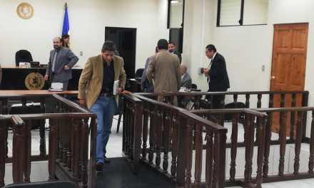 Defensa de Mario Pacay, argumenta que no participó en estructura criminal
