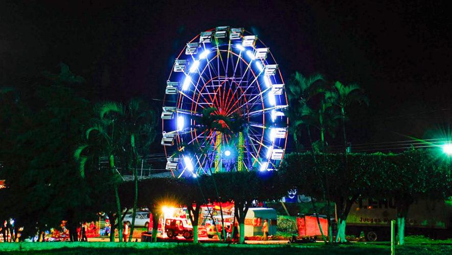Feria de independencia en Xela cambia de fechas