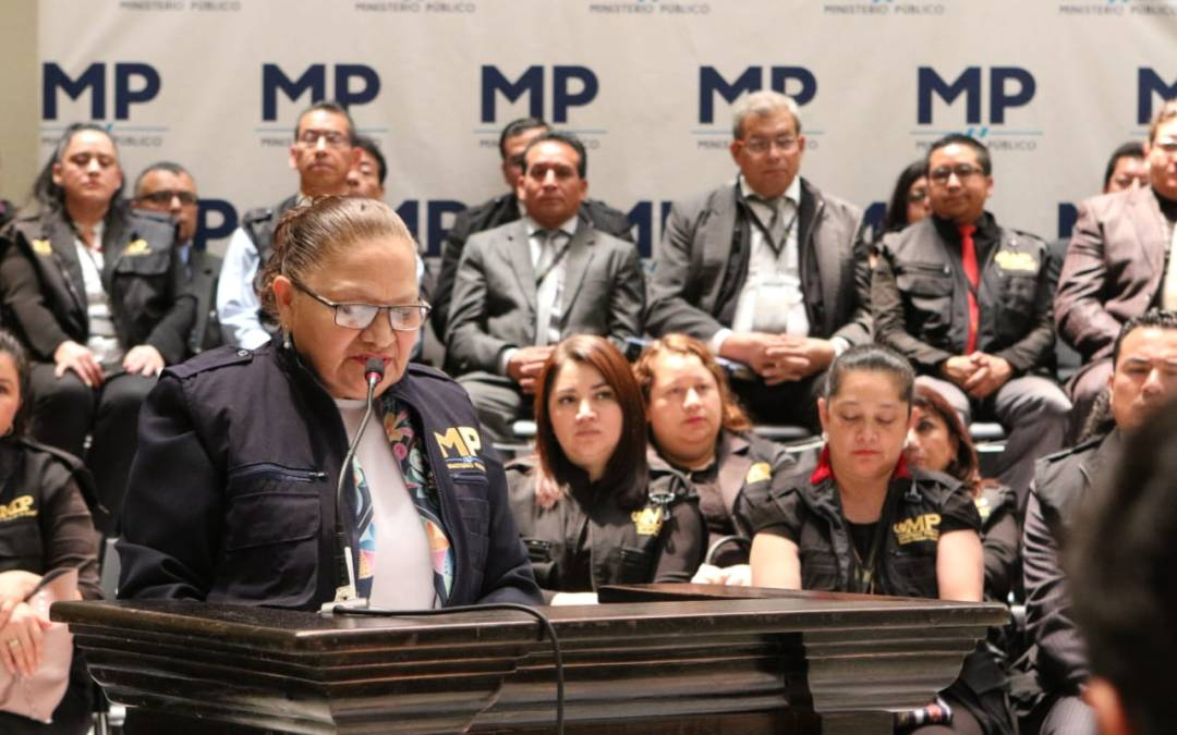 María Consuelo Porras confirma por qué fiscal de delitos electorales pide licencia