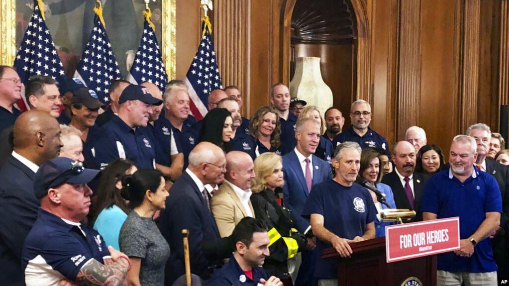Senado aprueba proyecto de ley sobre beneficios para afectados en atentados del 9/11