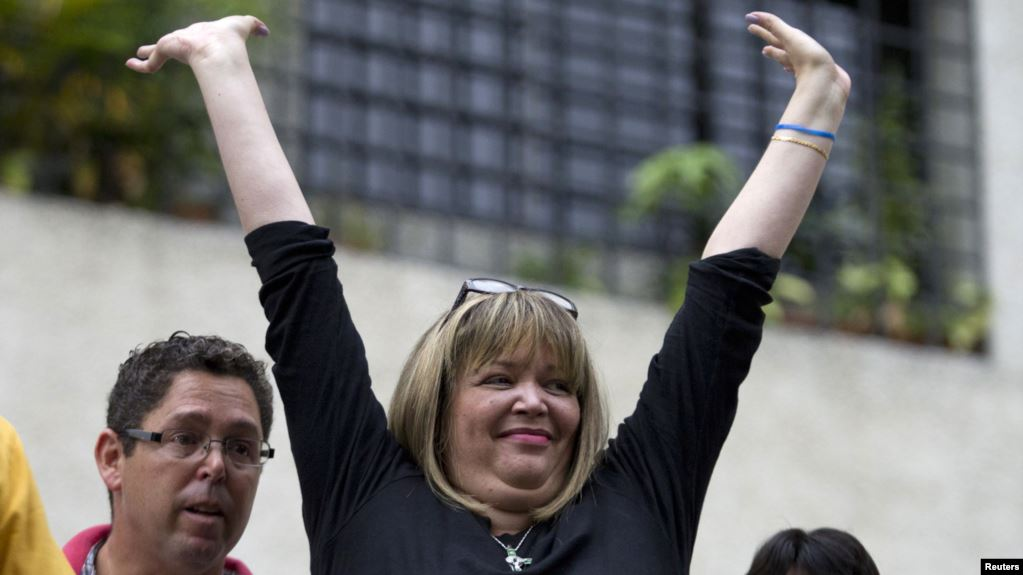 Venezuela libera a 22 presos políticos tras informe de Bachelet