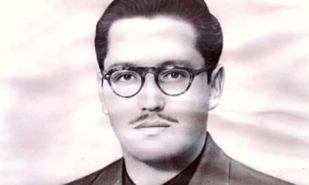 Rinden homenaje póstumo al médico y poeta Werner Ovalle López