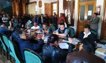 Alcalde Luis Grijalva: No ampliaremos contrato a H3 por tanta negligencia