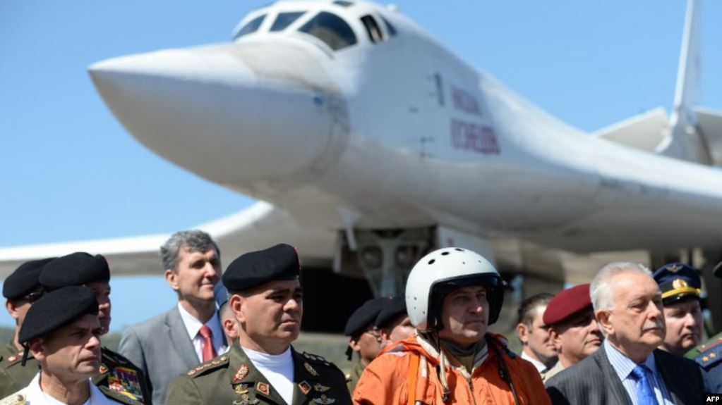 Venezuela usará equipos militares rusos en ejercicios del 24 julio