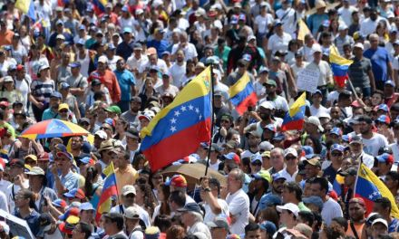 Guaidó llama a los venezolanos a salir a las calles el 23 de julio