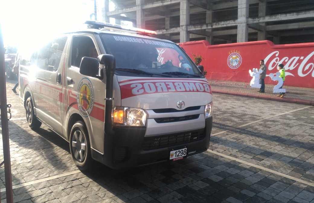 Inversión de Q. 24.5 millones para entrega de ambulancias en Guatemala