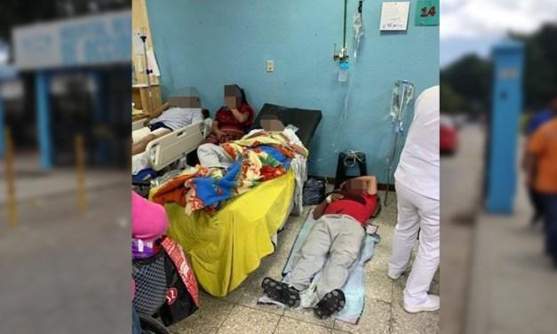 Las acciones del HRO tras la denuncia sobre falta de camillas